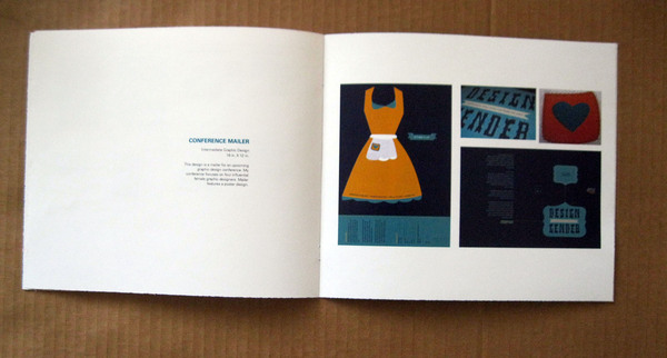 portfolio review book by erika mackley at. Black Bedroom Furniture Sets. Home Design Ideas