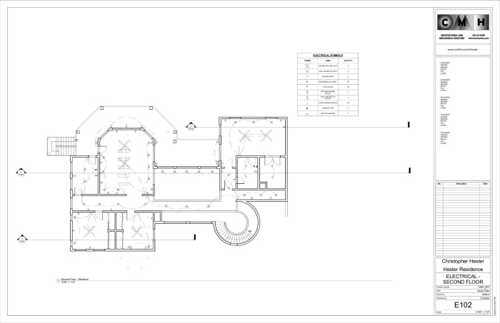 Final Capstone Project Autocad Revit And Sketchup By Christopher