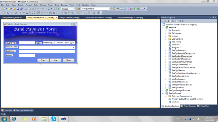 wpf, mvc, silverlight, html, azure by Tauseef Ahmed at Coroflot com