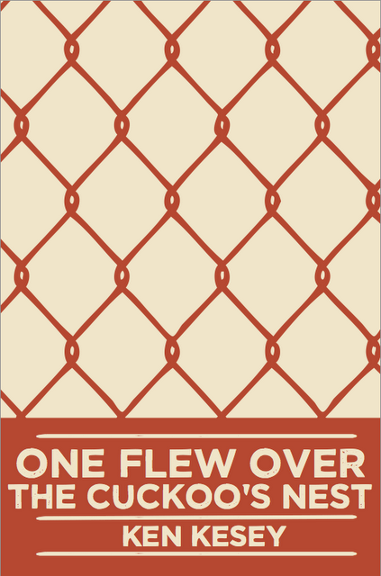 One Flew Over The Cuckoos Nest Book Jackets By Molly