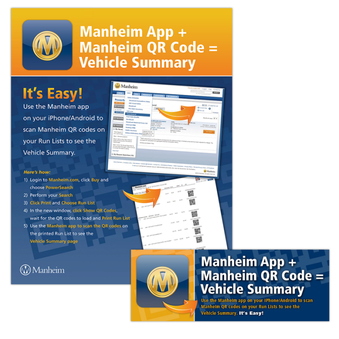 Manheim Auctions - Marketing by Angelia C  Smith, M Ed