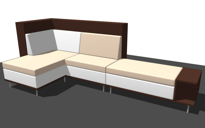 Interior Design Free SketchUp Models by AG CAD Designs at Coroflot com