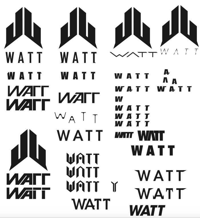 The JJ logo was initially going to be accompanied with WATT on a soft  release so more people associated the logo with JJ Watt. Ultimately it  wasn t used. edb6dd175