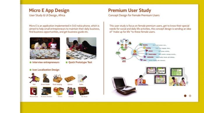 Micro E App Design & Premium User Study by Wendy Sun Kenyon