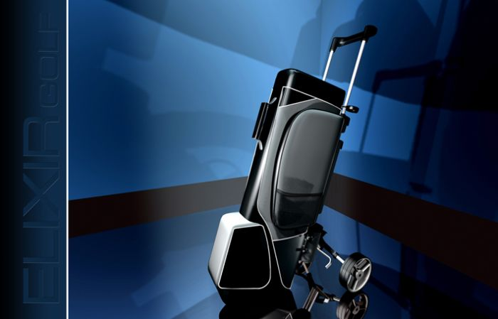 Golf Bag Design By Lawrence Boringot At Coroflot Com