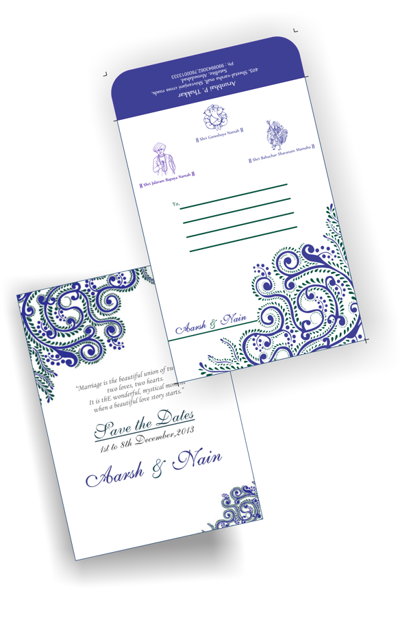 Invitation Cards Wedding Cards Logo Design By Anuja Kathiara Shah
