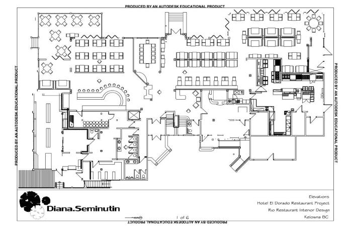Restaurant floor plan design pdf carpet vidalondon