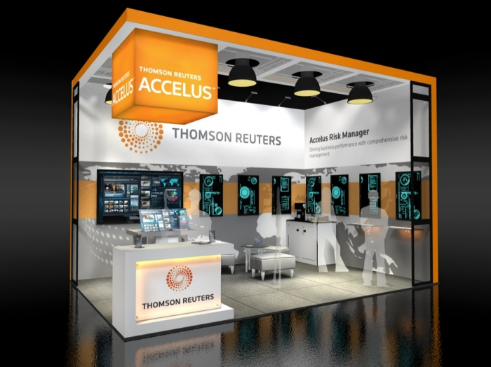 Thomson Reuters Accelus by Adam Deming at Coroflot com