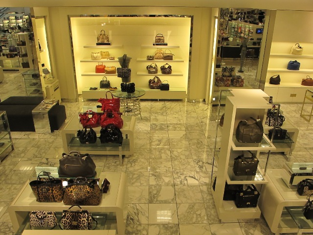 Designer Handbags Visual Merchandising By Joe Garcia At