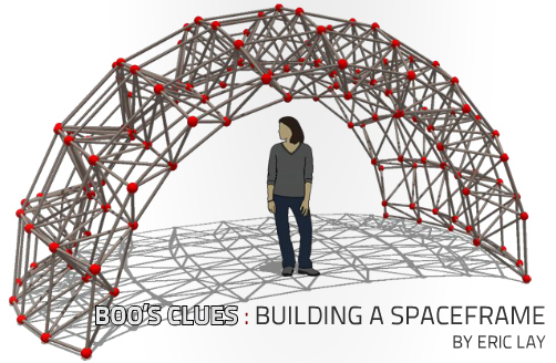 Tutorials for SketchUp Modeling by Eric Lay at Coroflot com