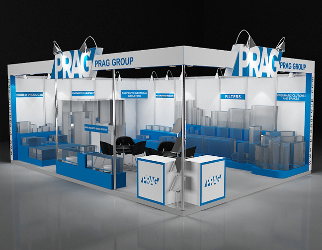 Exhibition Stall Design Templates : Exhibitions stall designs by sankalan india at coroflot