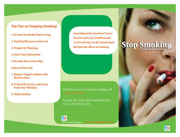 smoking brochure by dontel johnson at coroflot com