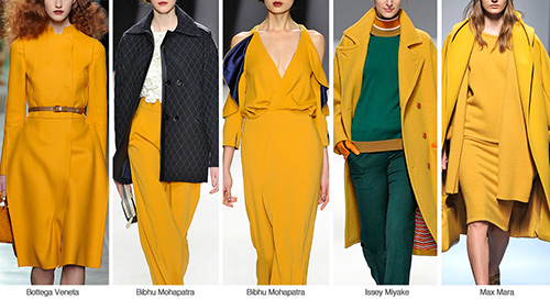 2014/15 Womens Autumn/Winter Colors by Laura Neeff at