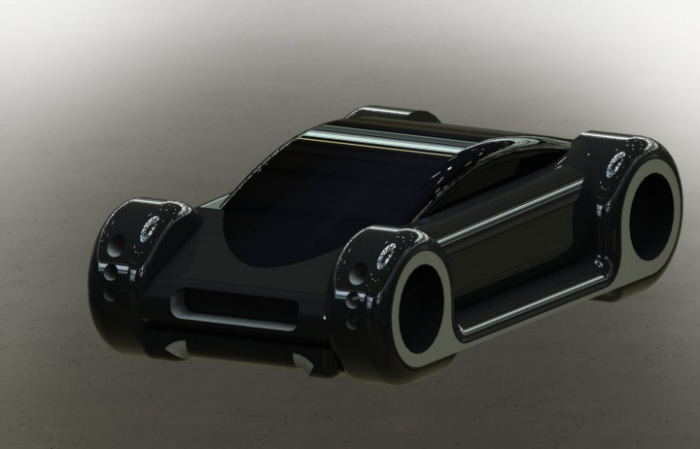 2050 Future Car By Joshua Lee At Coroflot Com