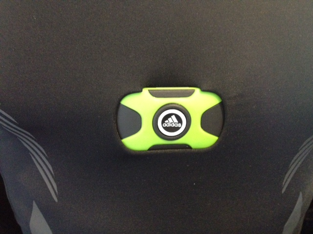 Adidas Micoach X Cell Shirt Lock Clip By Steven F Smith
