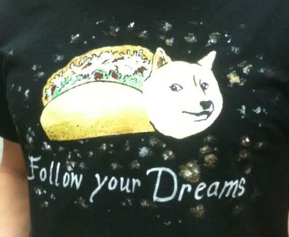 Doge Shirt By Emily Robinson At Coroflotcom