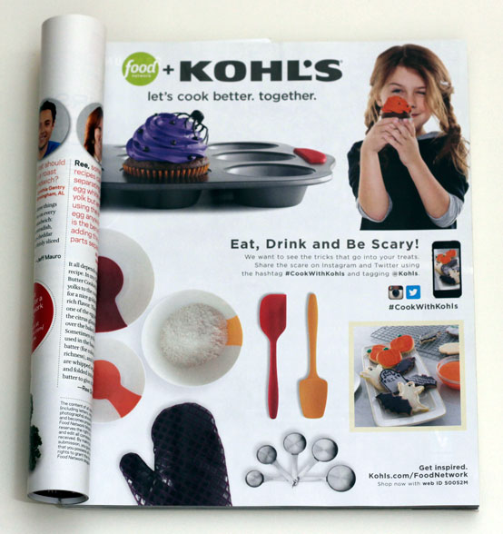 Kohl S Food Network National Ad By Amy Malcolm At Coroflot Com