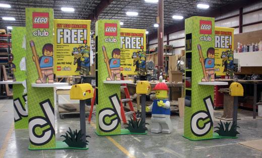 Lego Club Recruitment Station By Ed Riggs At Coroflotcom