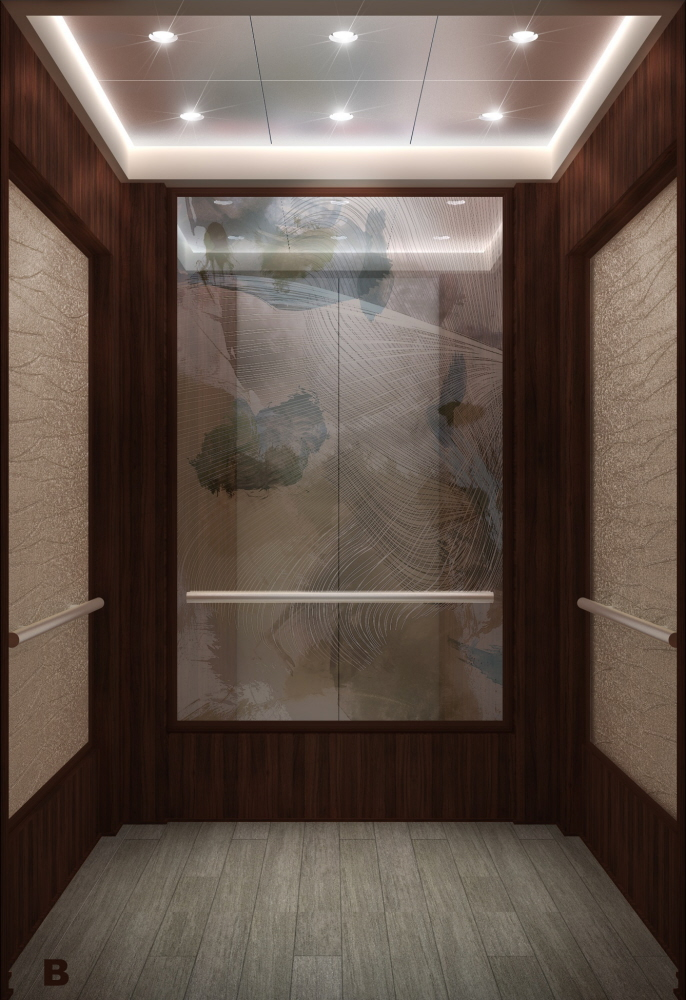 Walt Disney World Resort Elevator Cabs Kbco Designs By