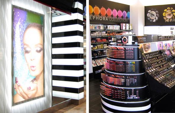 Sephora Lvmh Store Redesign By Troy G Larson At Coroflot Com