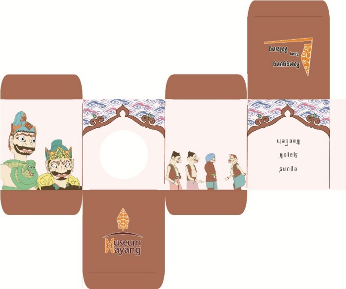 Promotion of Wayang Museum - Jakarta by Yunita Yapi at