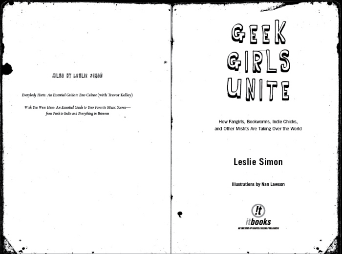 480c1da6036 Geek Girls Unite