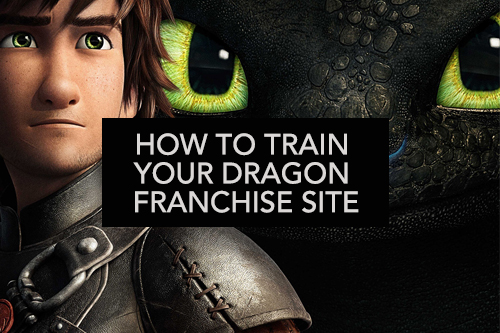 How to train your dragon franchise website by rebecca leckman at how to train your dragon franchise website by rebecca leckman at coroflot ccuart Images