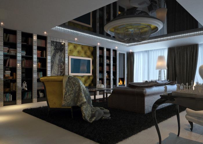 Luxury Interior Design Luxury Apartment By Cholakov Gongalov Architects At Coroflot Com