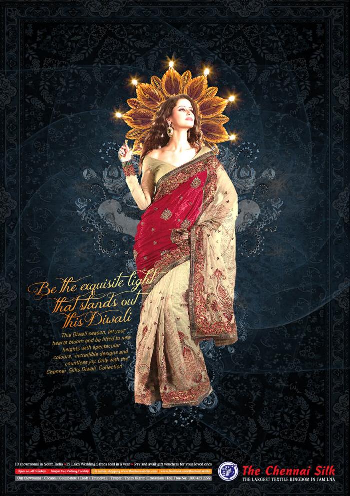 The Chennai Silks by Jacob Thomas at Coroflot com