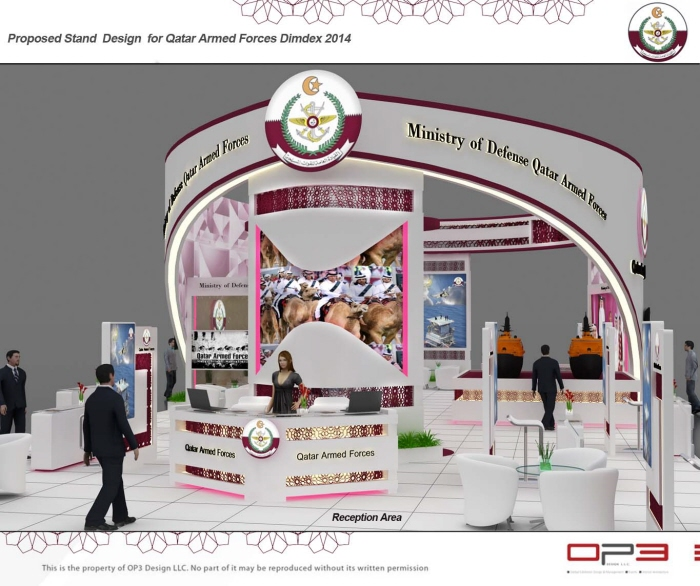 Design For qatar armed forces by Shrikant Mathur at Coroflot com