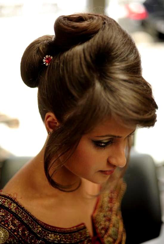 Top Hairstyles For Indian Girls By Diya Agarwal At Coroflot