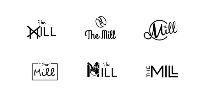 The Mill Branding Proposal by Nikki Naoe at Coroflot com