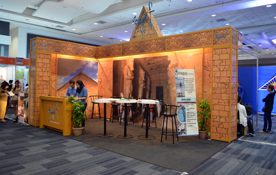 Exhibition Stand Design Egypt : Egypt booth @ philippine travel tour expo by r gemagz88 at coroflot.com