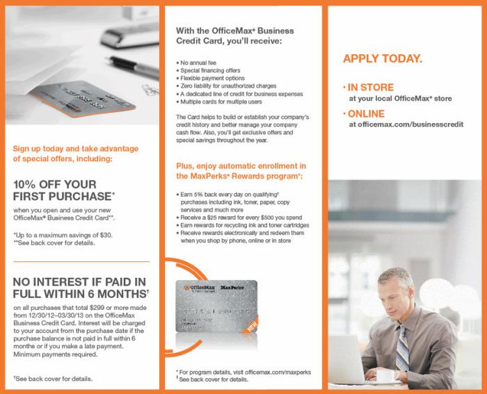 Brochures by susan zimmerman at coroflot business credit card brochure inside spread colourmoves