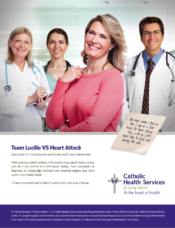 Catholic Health Services Awareness Campaign By Christopher Rosaschi At Coroflot Com