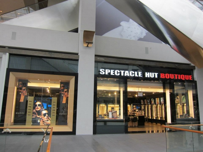 54aae2be59 Spectacle Hut Boutique Store 1 at Marina Bay Sand Shopping Centre Singapore