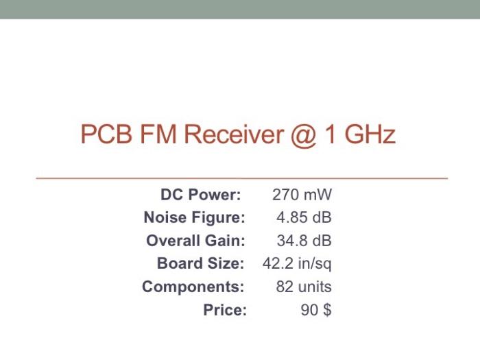 PCB FM Receiver by Bruno Lopez-Rubio at Coroflot com