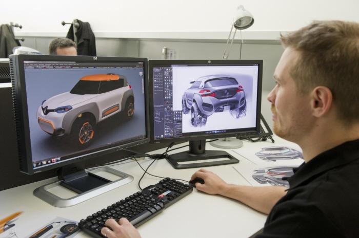 2014 Renault Kwid Concept By Anton Shamenkov At Coroflot Com