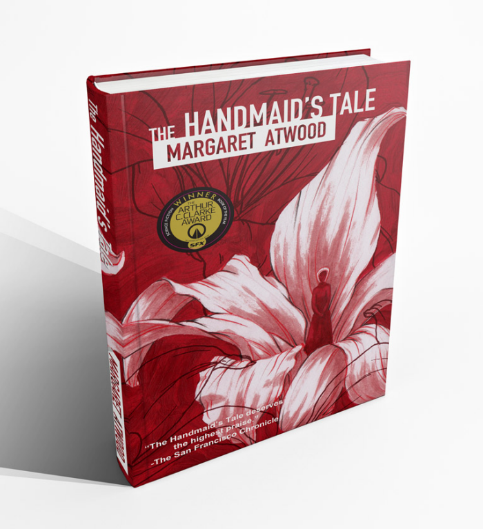 Book Cover For The Handmaid S Tale By Ryan Brondolo At Coroflot Com