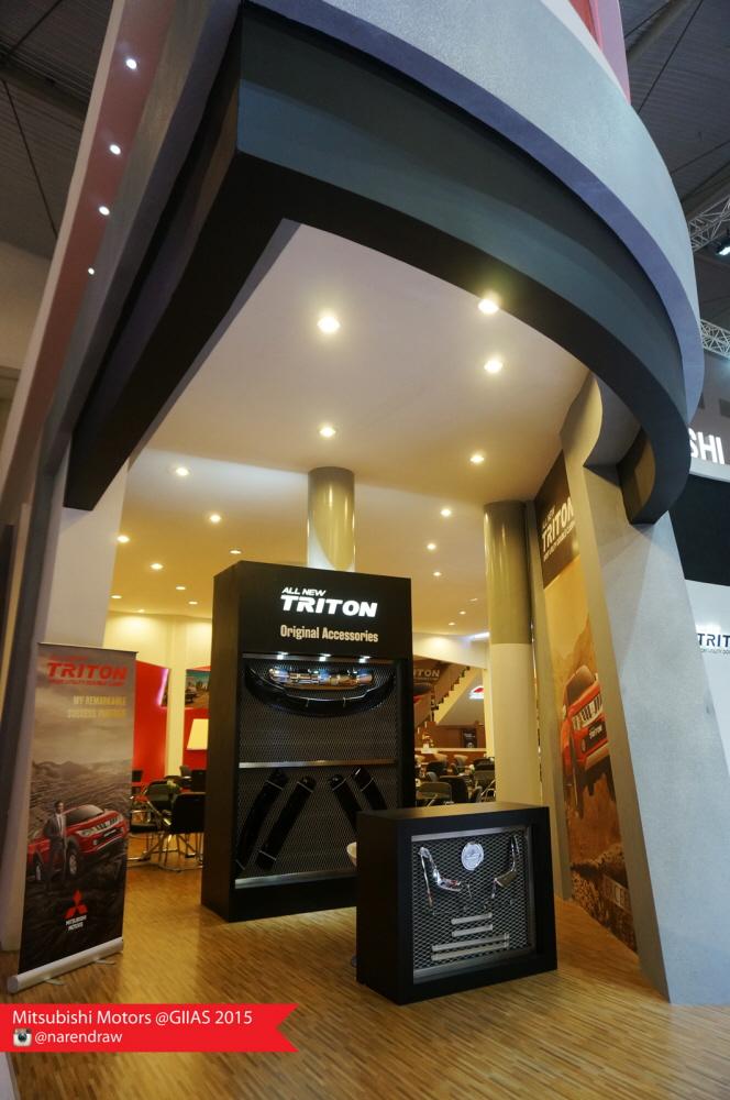 Mitsubishi Motors Gaikindo Indonesia International Auto