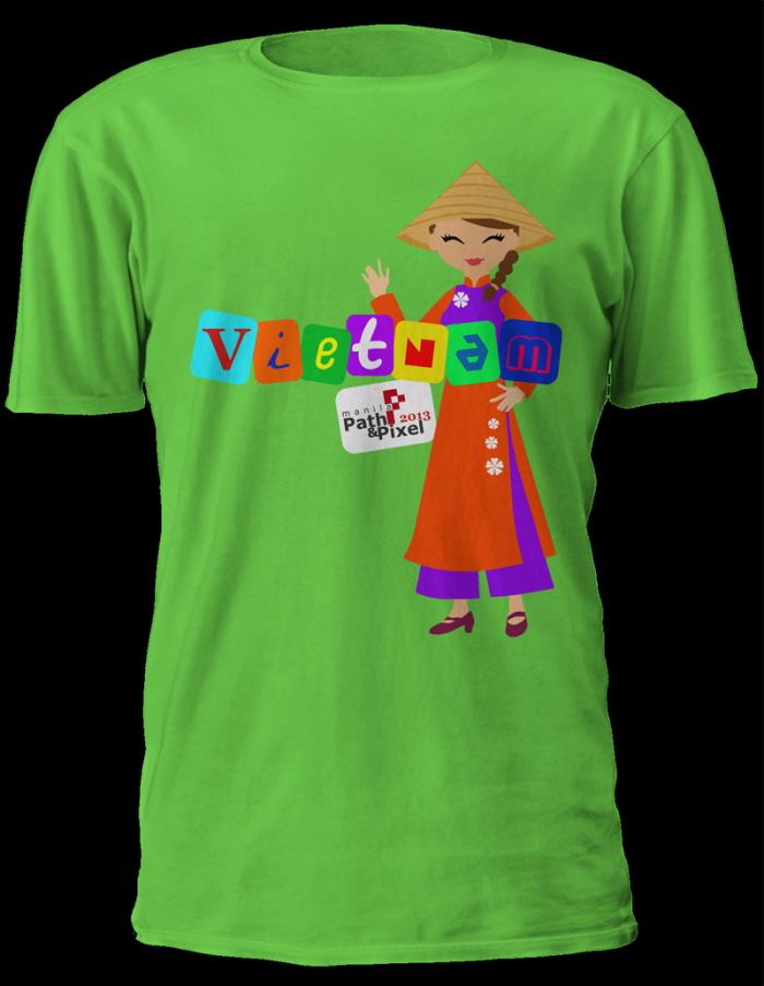 Mppi Team Building T Shirt Design 2013 By Rogelito Miel At Coroflot Com