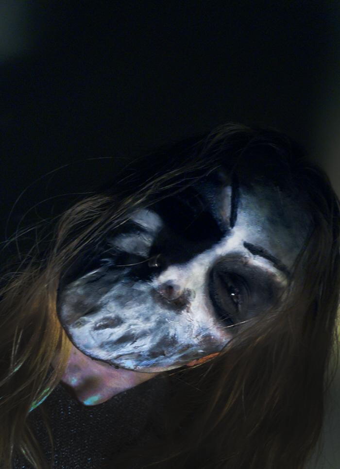 sinister bagul makeup - 700×966