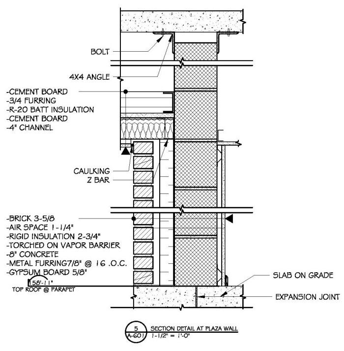 wall sections  u0026 detail drawings by raymond alberga at coroflot com