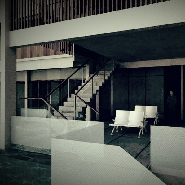 Health Clinic - UNPAR Architecture Studio 4 by Michael JS ...