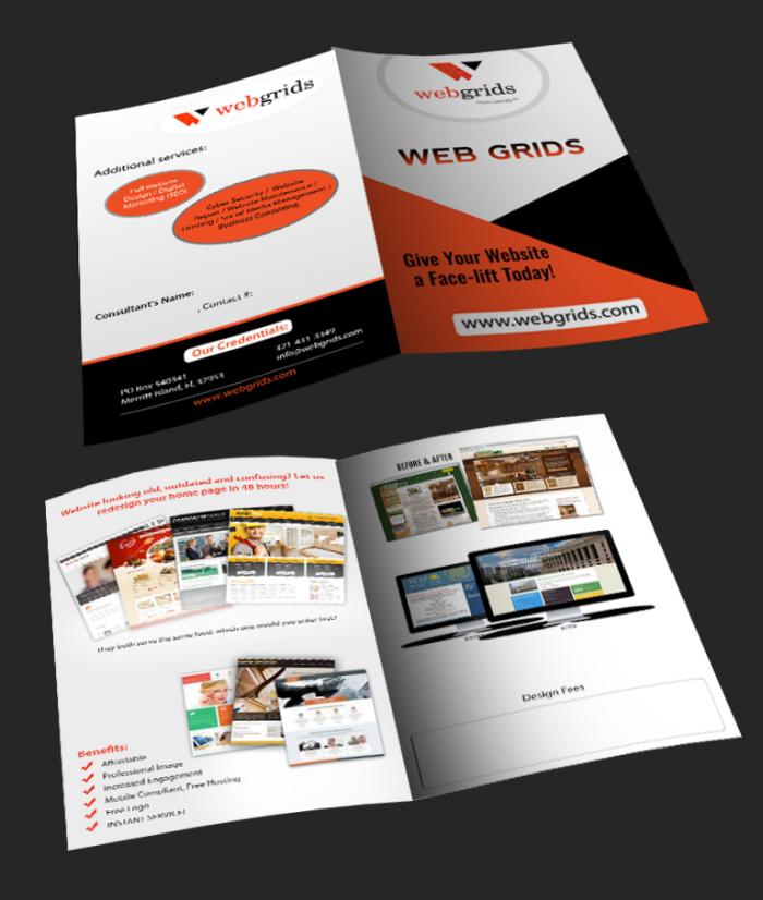 Brochure by Md Abdul Mannan at Coroflot com