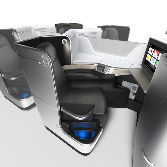 air canada 787 super diamond business class by jeffrey hontz at