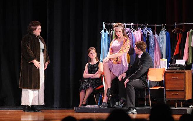 Theater Arts - Costume & Set Design by Daniel von Rentzell at ...