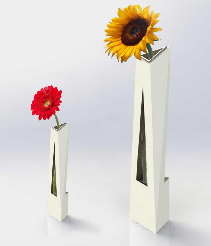 A Vase For One Flower By Alice Tseng At Coroflot