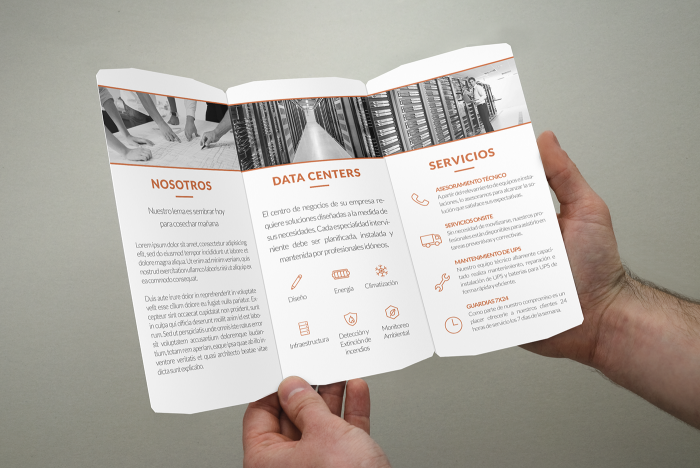 Dataglobal Trifold Brochure By Mati Ibanez Mendez Fauves At Coroflot Com Get inspired and use them to your benefit. coroflot