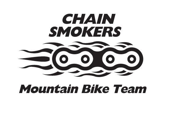 Chain Smokers Mountain Bike Team Cycling Jersey And Logo By Ben Neff